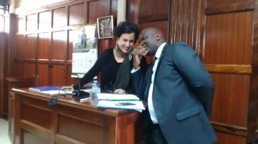 Marcus Maxine pic Expert Witness Kenya