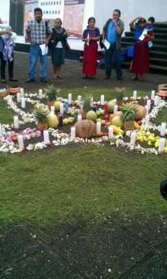 ceremonie guatemala