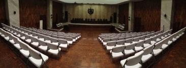 salle tribunal guatemala vide